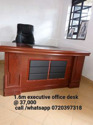 1.6 Metre Executive Office Desk image 1