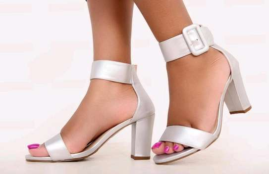 Chunky Heels On an Offer image 5