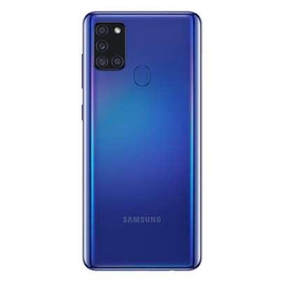 "Samsung Galaxy A21s, 6.5"", 64GB + 4GB RAM (Dual SIM), 4000 MAh, Blue image 2"