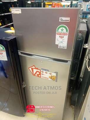 Rhamtons Double Door 207 Ltrs Refrigerator image 1