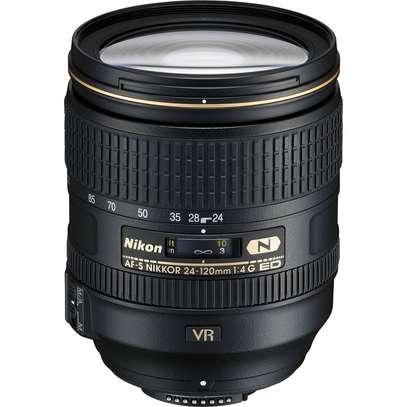 Nikon AF-S NIKKOR 24-120mm f/4G ED VR Lens image 1