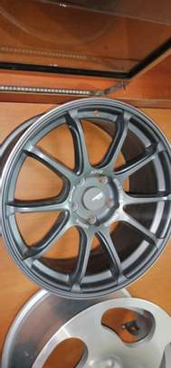 Offset Rims size (18),  for Crown, Subaru, Legacy, Harrier. image 1