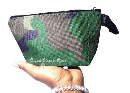 Womens Camouflage Coin accessories Purse image 1