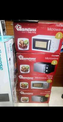 Ramtons Microwave Digital 20ltrs