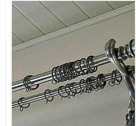 Curtain rods image 9