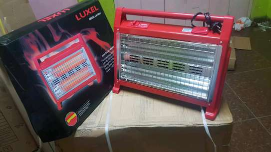 Luxel heater and mosquito repellent image 1