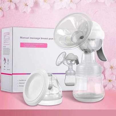 Manual Breast Pump image 1