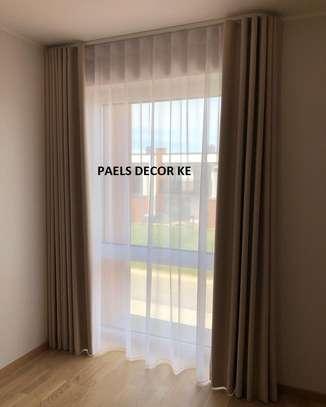 Fashionable curtains image 1