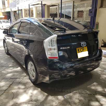 2011 Toyota Prius Hybrid Four 4dr Hatchback (1.8L 4cyl gas/electric hybrid CVT)
