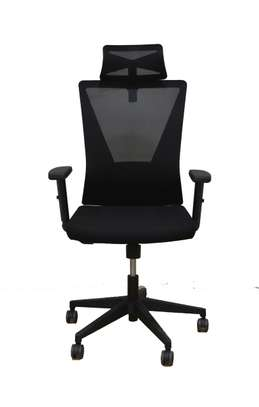 Posture Friendly Executive High back mesh chairs image 1
