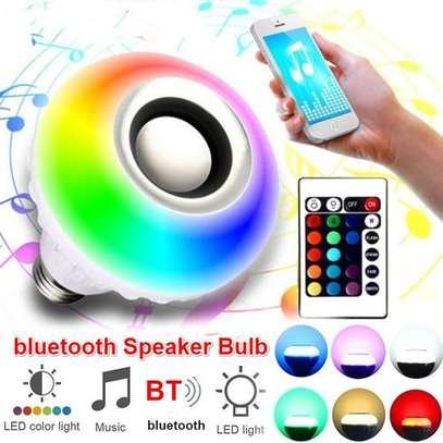 LED Light Bulb With Music image 1
