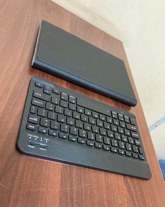 Galaxy Tab S6 Lite Wireless Smart Bluetooth Keyboard with Case image 5