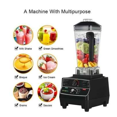 MULTIFUNTIONAL HEAVY COMMERCIAL/ PROFESSIONAL BLENDER -kenwood image 1
