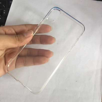 Clear Case Phone Cover