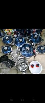 25Piece Cookware Set image 3