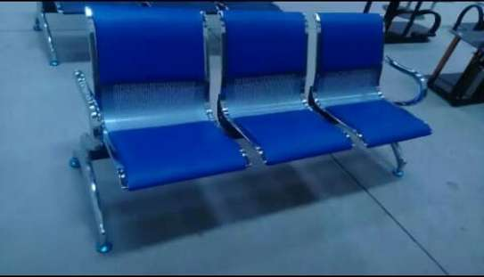 3 Seat Link Chair