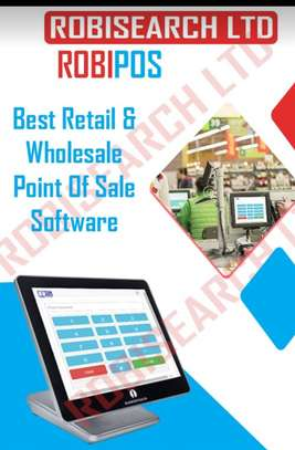 Sales management system ( point of sale ) image 1