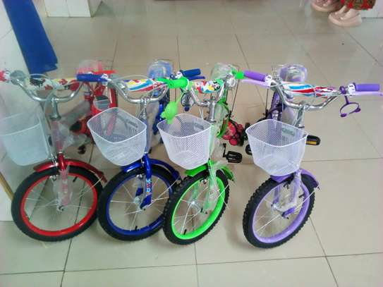 Kids bicycles size 16