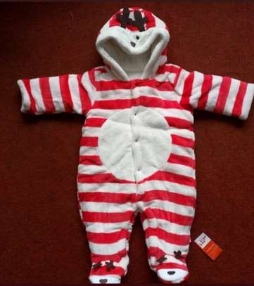Warm Baby Rompers image 1