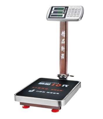 300kg Good Quality platform digital weighing scale image 1