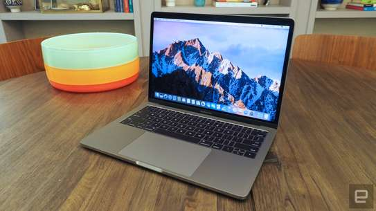 Latest Macbook pro 2017 with touch bar image 4