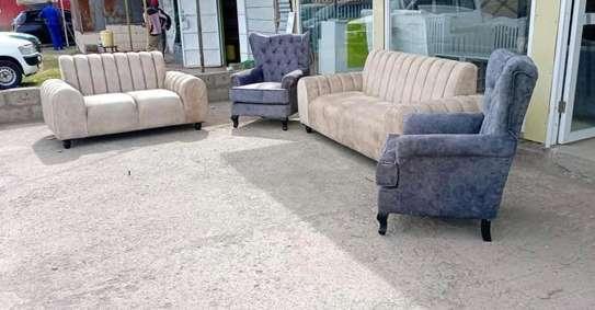 7 seater modernized sofa image 1
