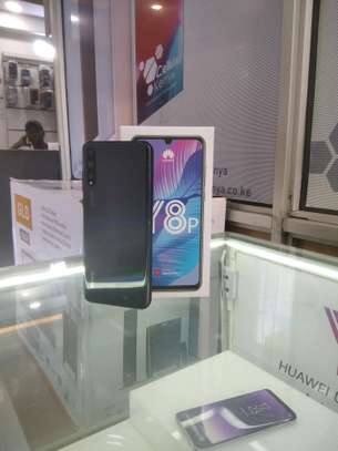 Huawei Y8p brand new and sealed in a shop. image 1