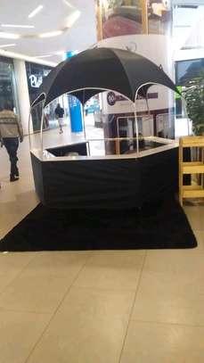 Unique Exhibition Tent for hire image 1