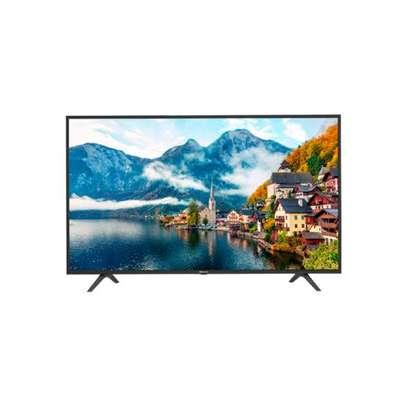 Hisense - 55 UHD 4K LED Smart TV - Series 7 - New Model 2019 - Black image 1