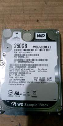 Internal Laptop Hard Disk