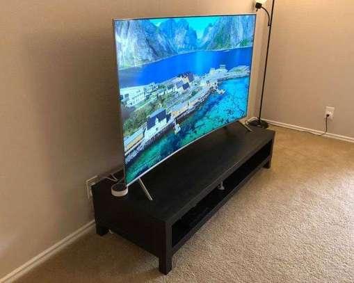 Samsung 55 inch Curved Smart Digital UHD-4K TV New image 1