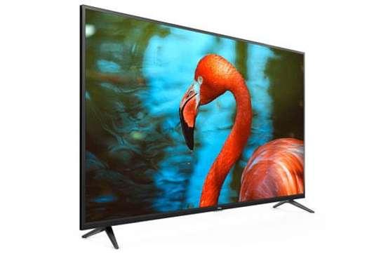 New Vision 43 inch Android Smart Frameless Digital TVs image 1