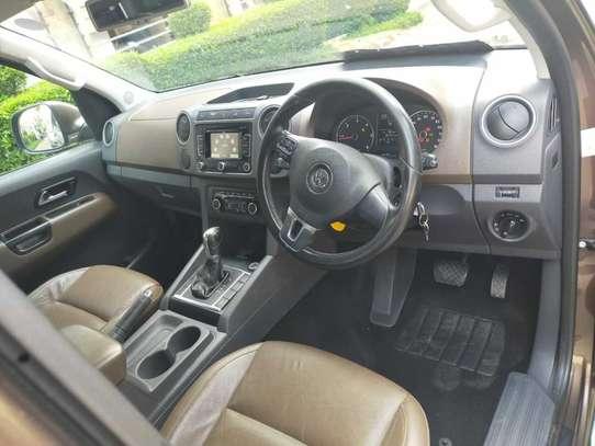 Volkswagen Amarok image 9