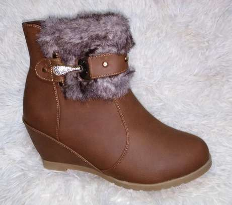 Wedge boots image 1
