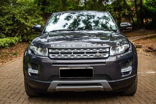 Land Rover Range Rover Evoque image 2