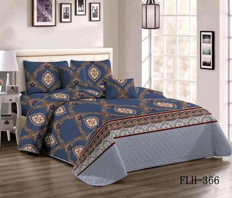 6 by 6 Cotton Bedcovers...4 pieces image 8