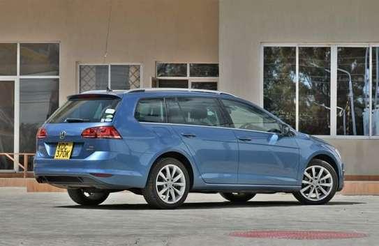 Volkswagen golf variant MK7 Tsi  Year 2014 || 1400cc turbo image 2