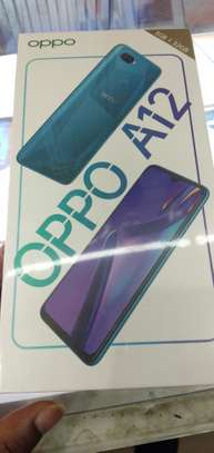 Oppo A12 phone