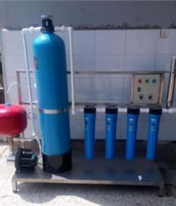PURE WATER SKID image 1