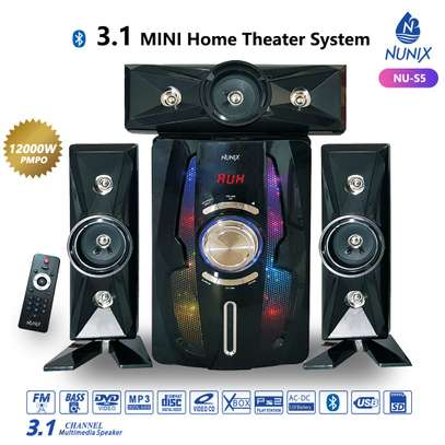 MINI HOMETHEATER SYSYTEM 3.1 image 1