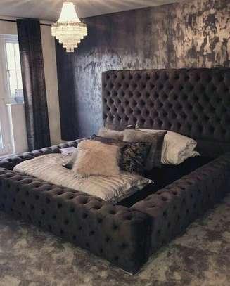 Best bed ideas, designs and inspo kenya/Latest beds/Black beds for sale in Nairobi Kenya/Unique beds kenya/Beds Kenya image 1