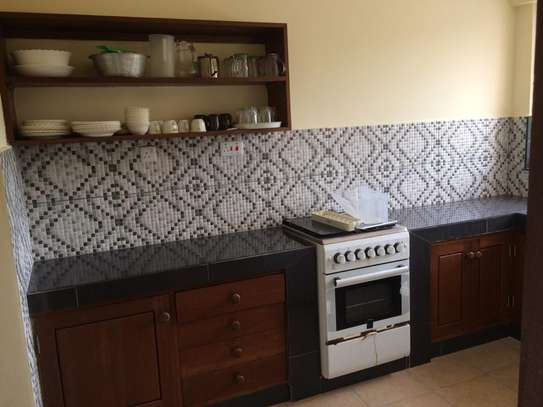 2br beachfront furnished apartment for rent in Bamburi beach-Bamburi Beach Villas Apartments image 3