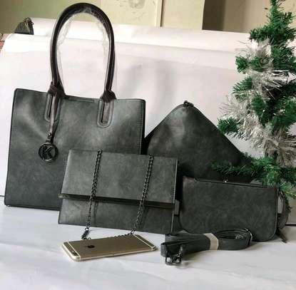 Pure leather Handbags image 12