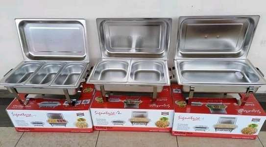 Chaffing dish/food warmer/cheffing dish/signature chaffing image 3