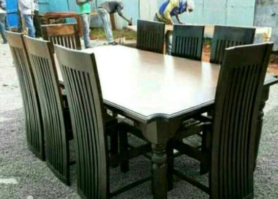 8-seater Mable dining table image 1