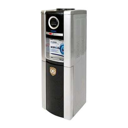 Bruhm BWD HN 11 - Hot & Normal Water Dispenser With Cabinet image 1