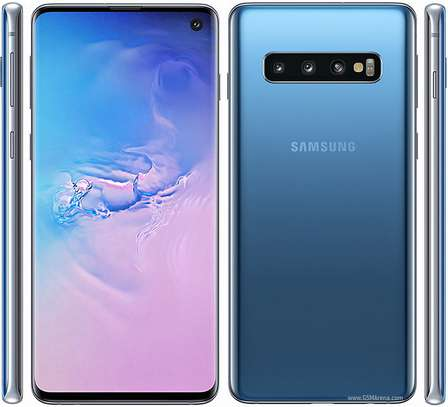 SAMSUNG GALAXY S10 WITH 2YRS WARRANTY image 1