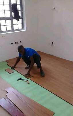 wooden floor tiles image 1