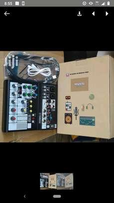 live studio mixer image 1