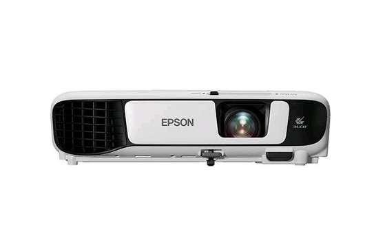 Epson EB-X41 3LCD, 3600 Lumens, 300 Inch Display, XGA Projector - White image 1